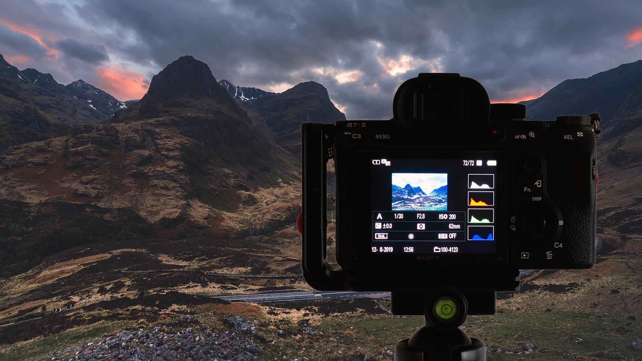 Das Histogramm in der Landschaftsfotografie verstehen