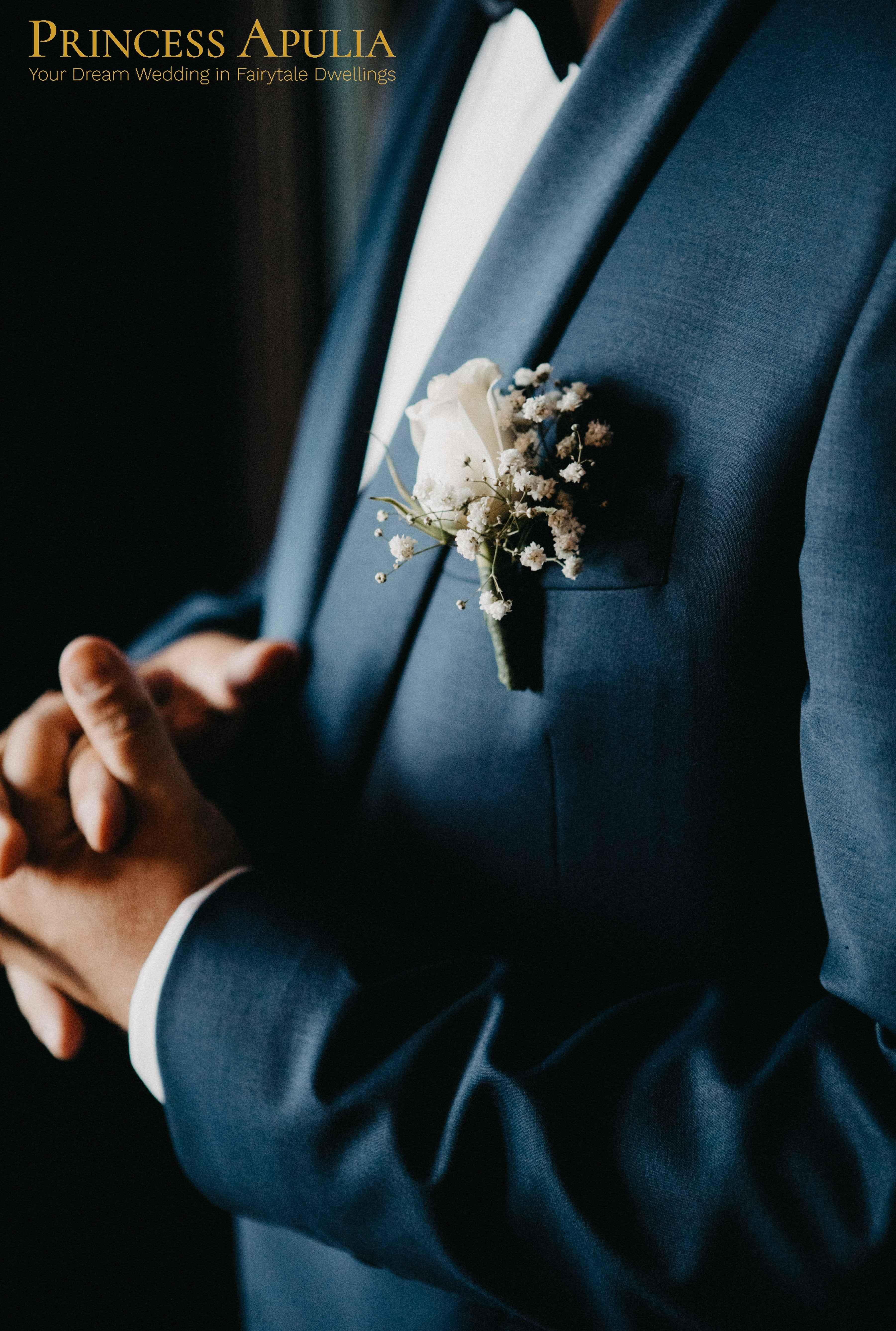 botonier groom