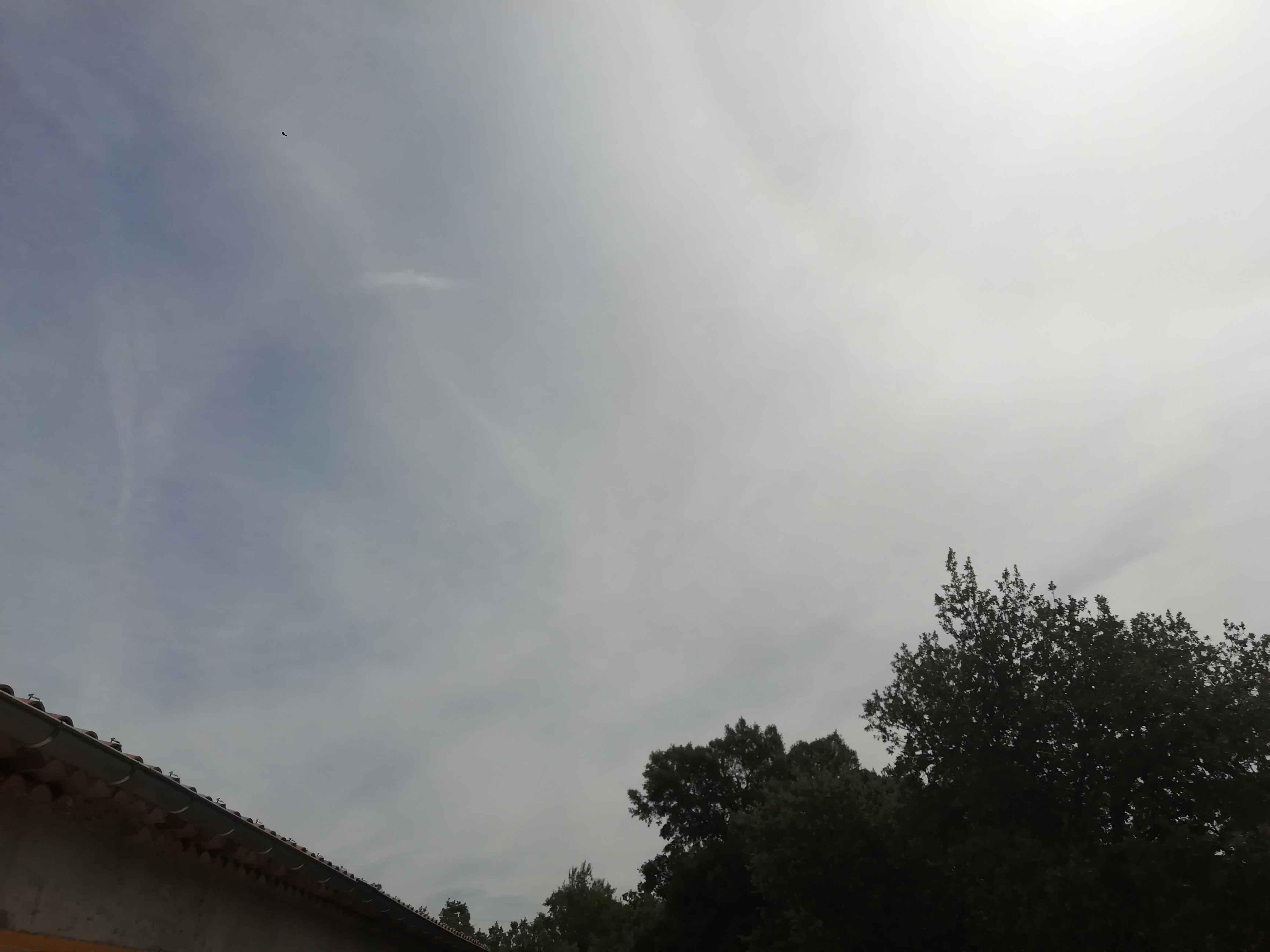cirrostratus meteo de beau temps