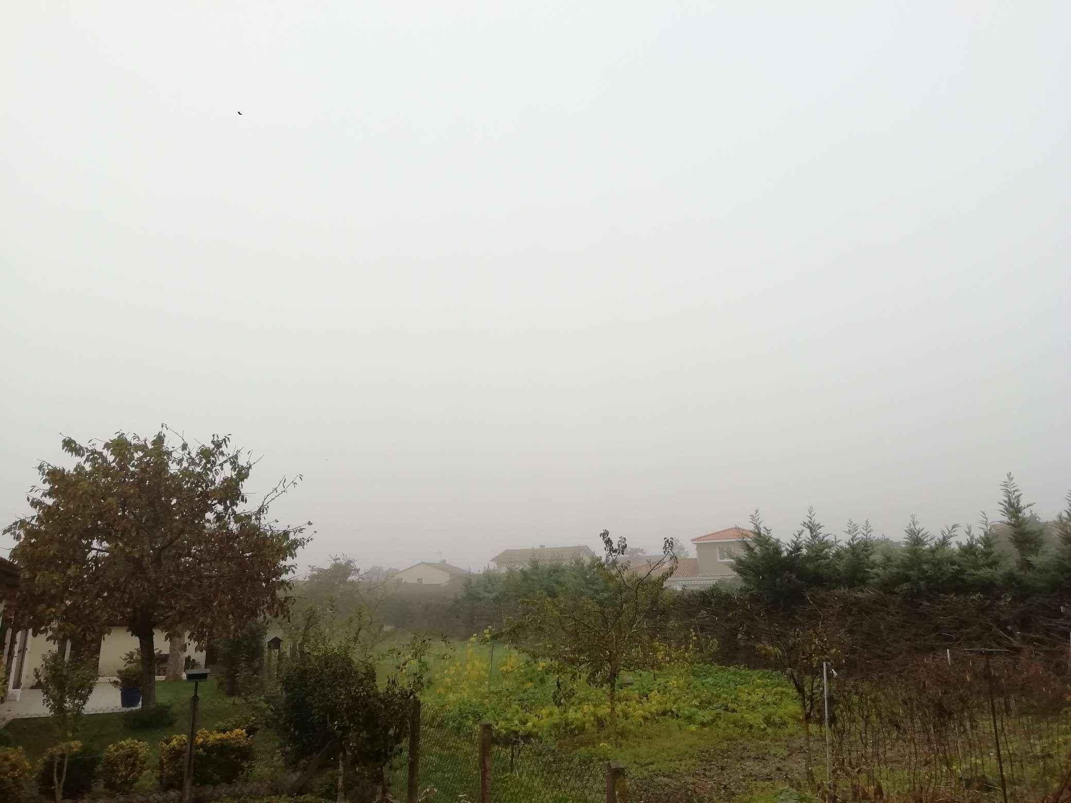 brouillard stratus visibilit� mauvaise