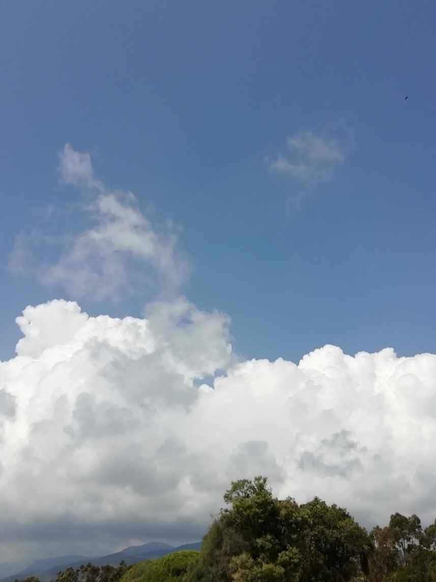 nuages �pais
