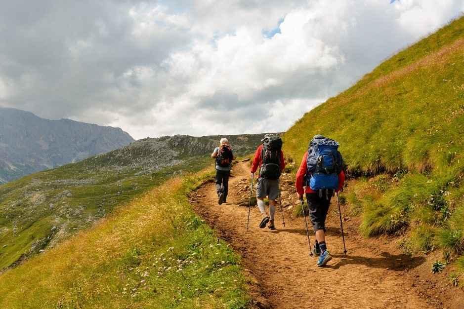 trail marche randonn�e et m�t�o